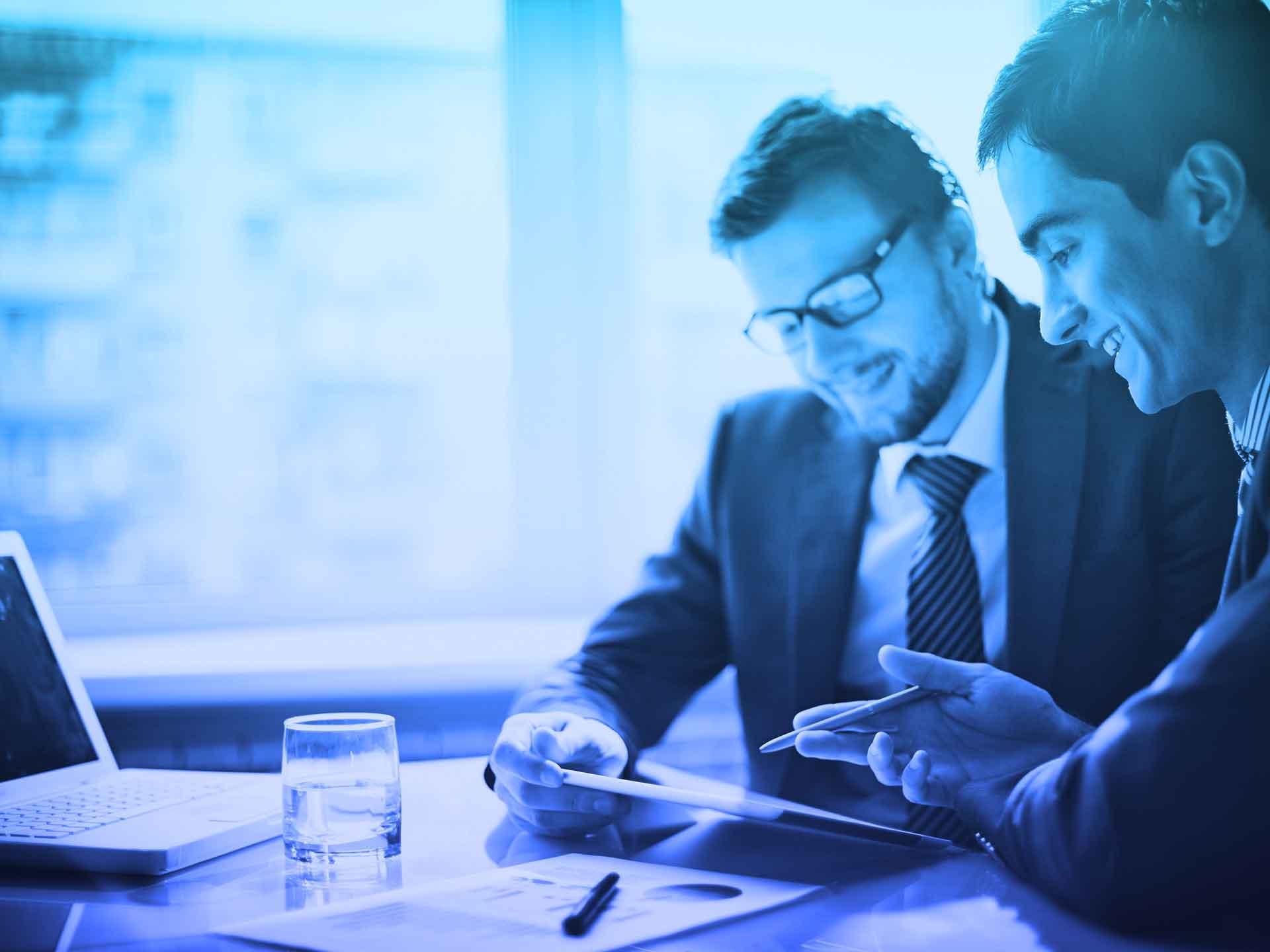 Microsoft Dynamics 365 fördert die Teamarbeit und führt zu einer deutlichen Produktivitätsseigerung.