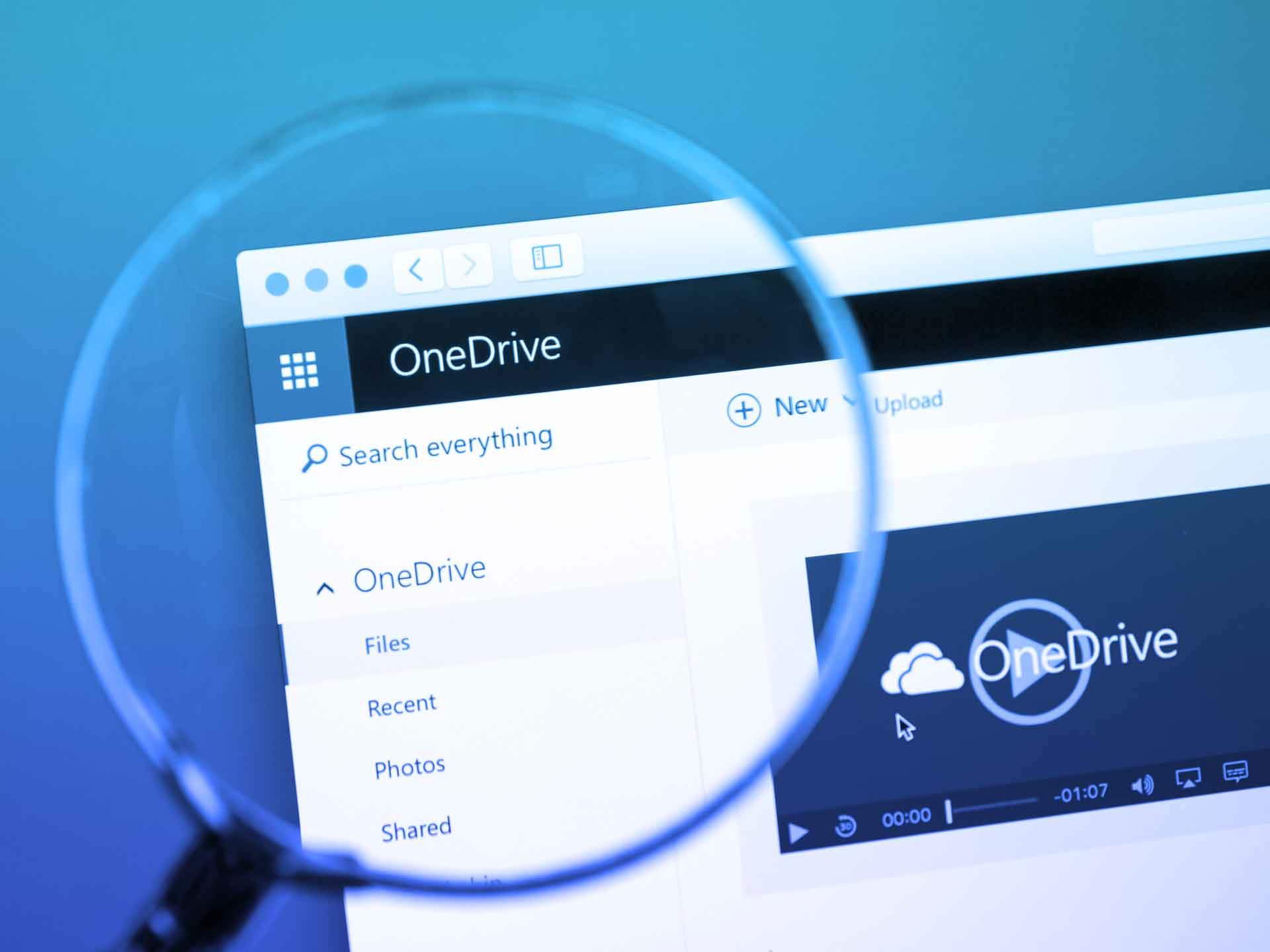 Microsoft OneDrive | Zugriff von jedem Ort aus