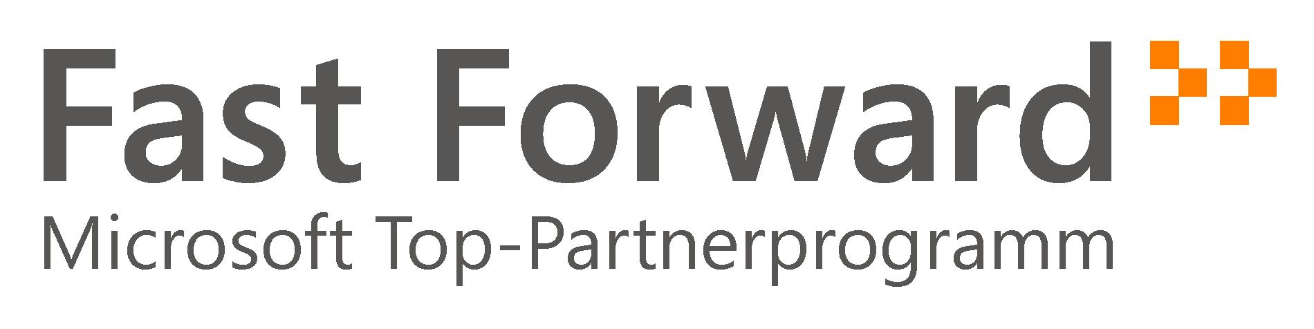 Fast Forward Microsoft Top-Partnerprogramm | Prodware