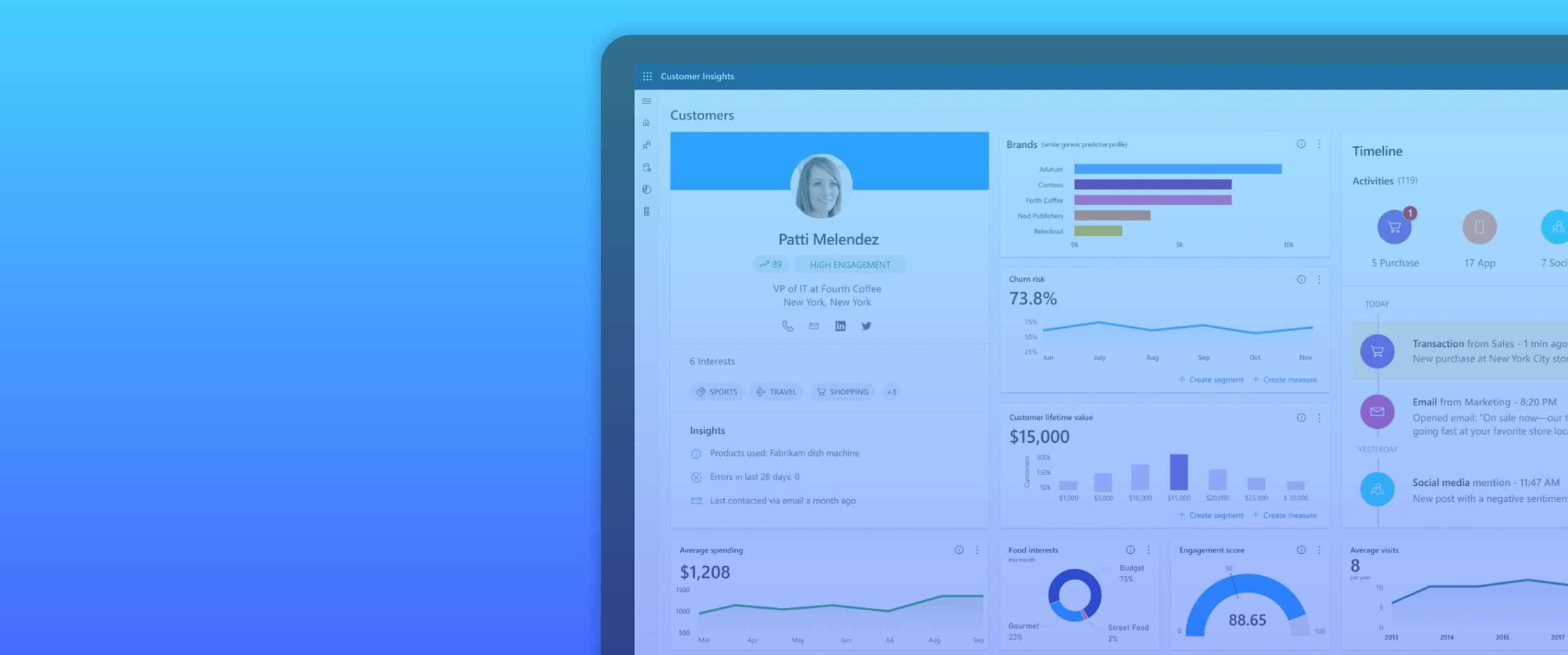 Microsoft Dynamics 365 Customer Insights | CDP | Prodware Deutschland