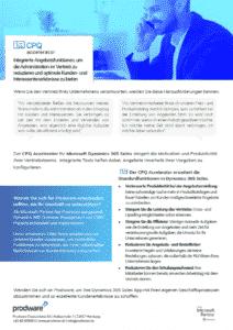 Integrierte Angebotsfunktionen, um die Administration im Vertrieb zu reduzieren und optimale Kunden- und Interessentenerlebnisse zu bieten