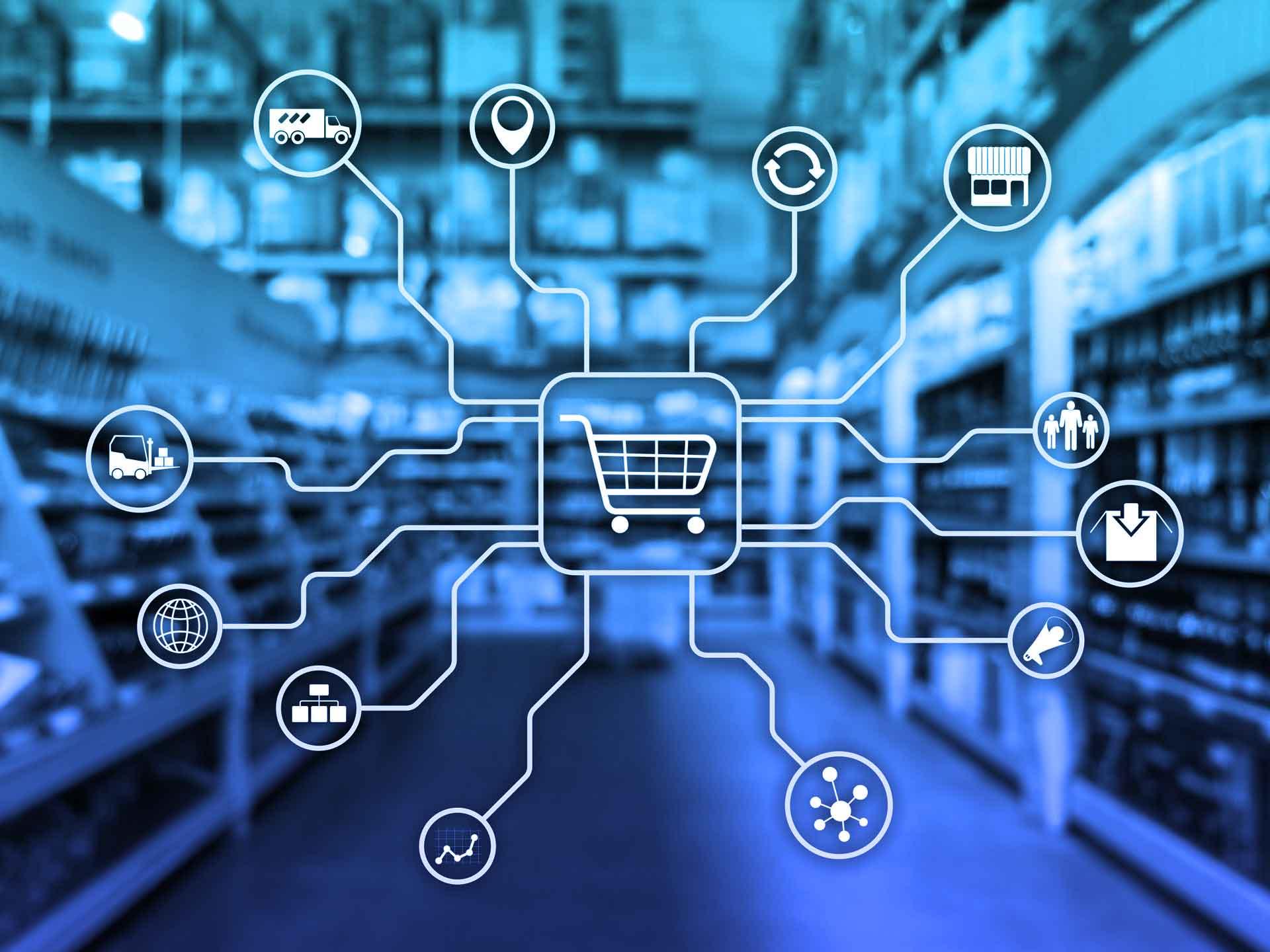 Microsoft Dynamics 365 Retail commerce unifié omnicanal
