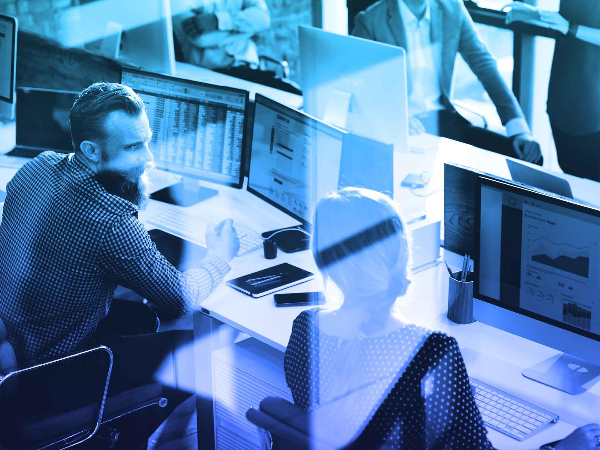 Power BI vue holistique pour toute l'organisation