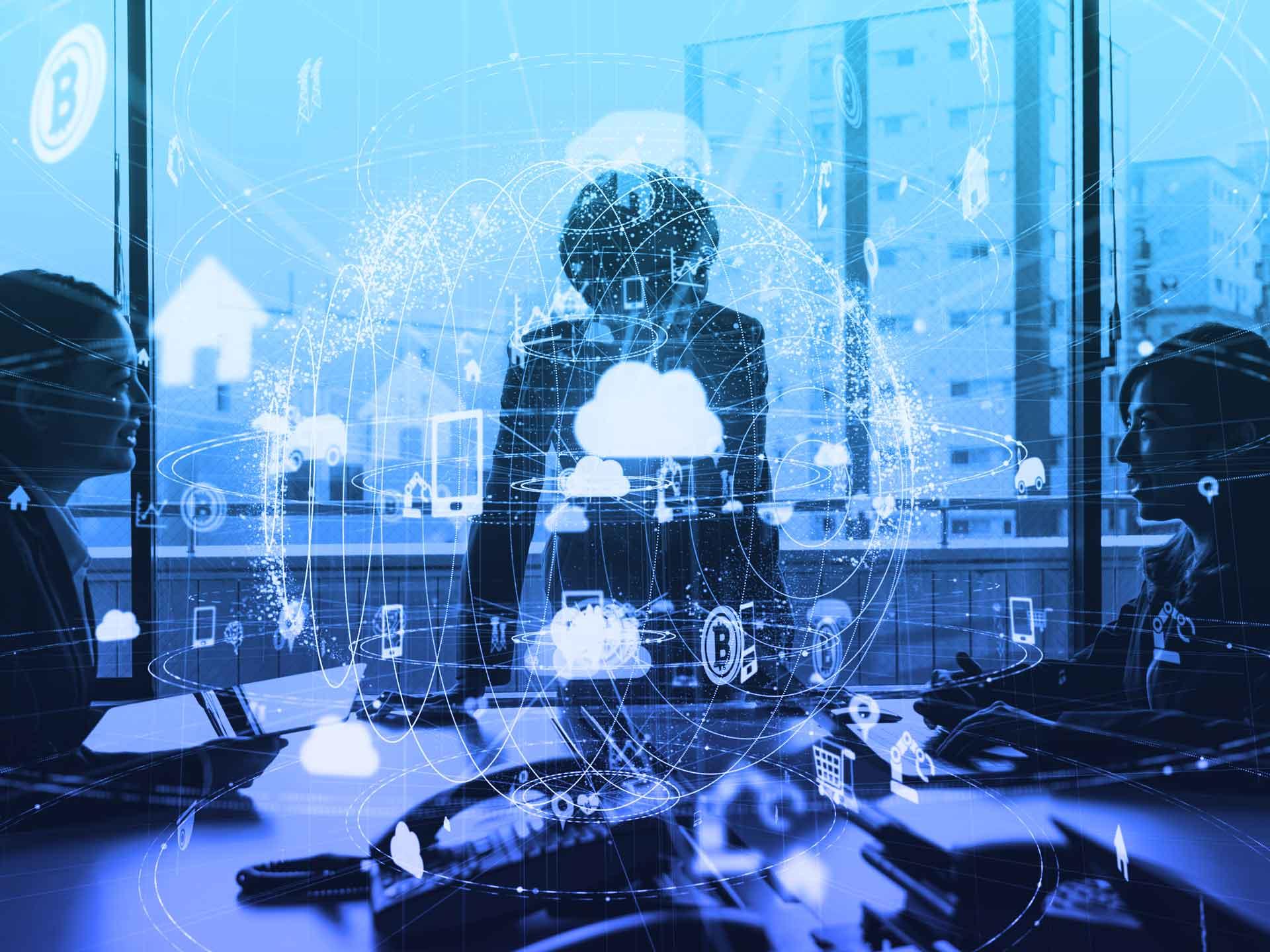Productivité collaborateur, travaillez en réseau