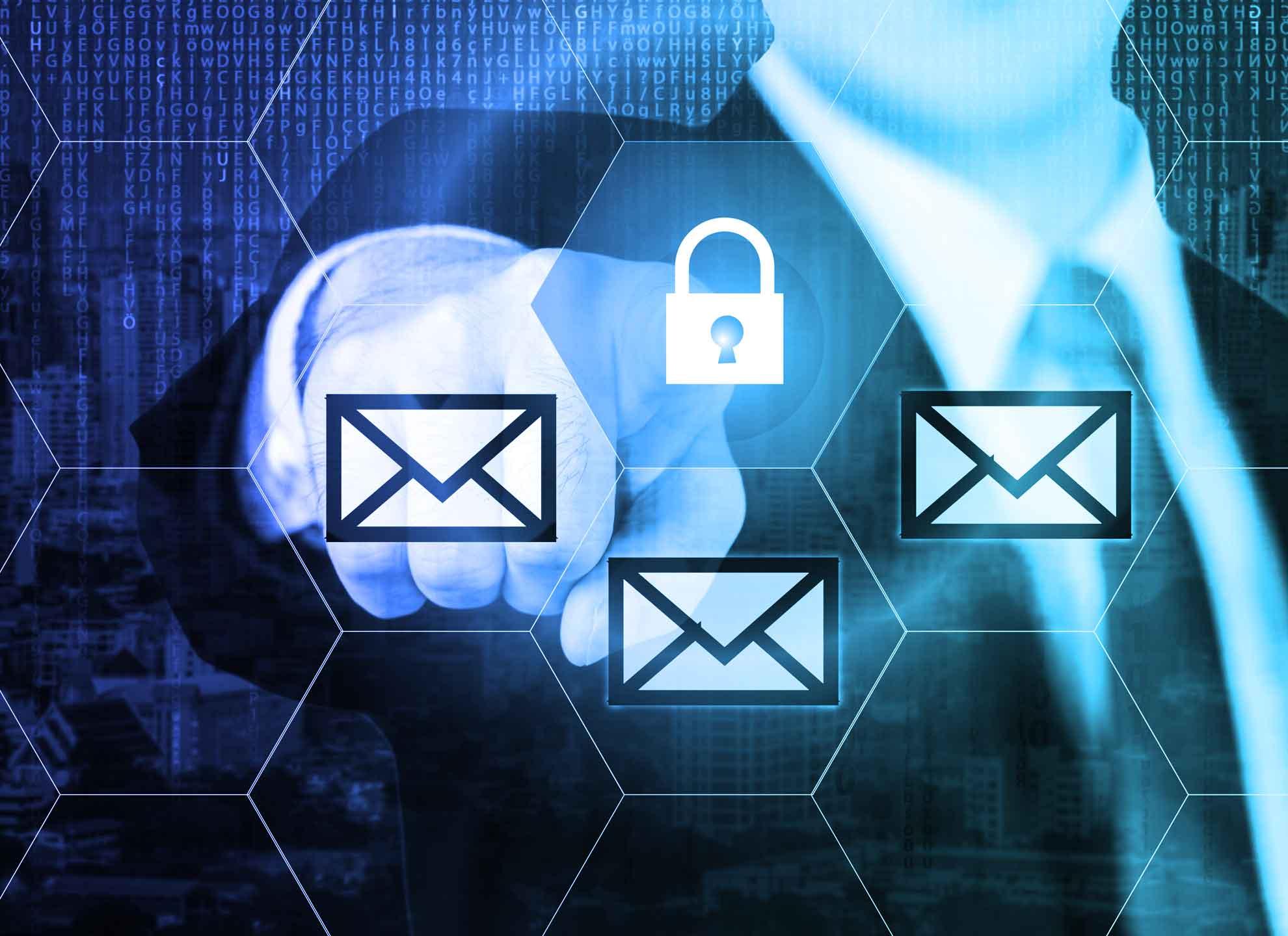 Filtrage de la boîte de réception et analyse sécuritaire