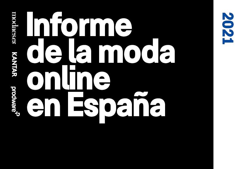 Informe moda online españa 2021 Prodware