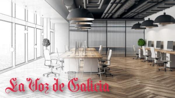 Maria Jesus Llorente Pordware La voz de Galicia