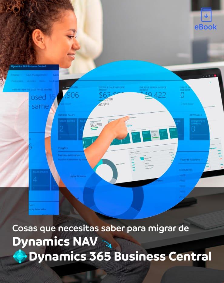 Migracion Dynamics NAV a Business Central