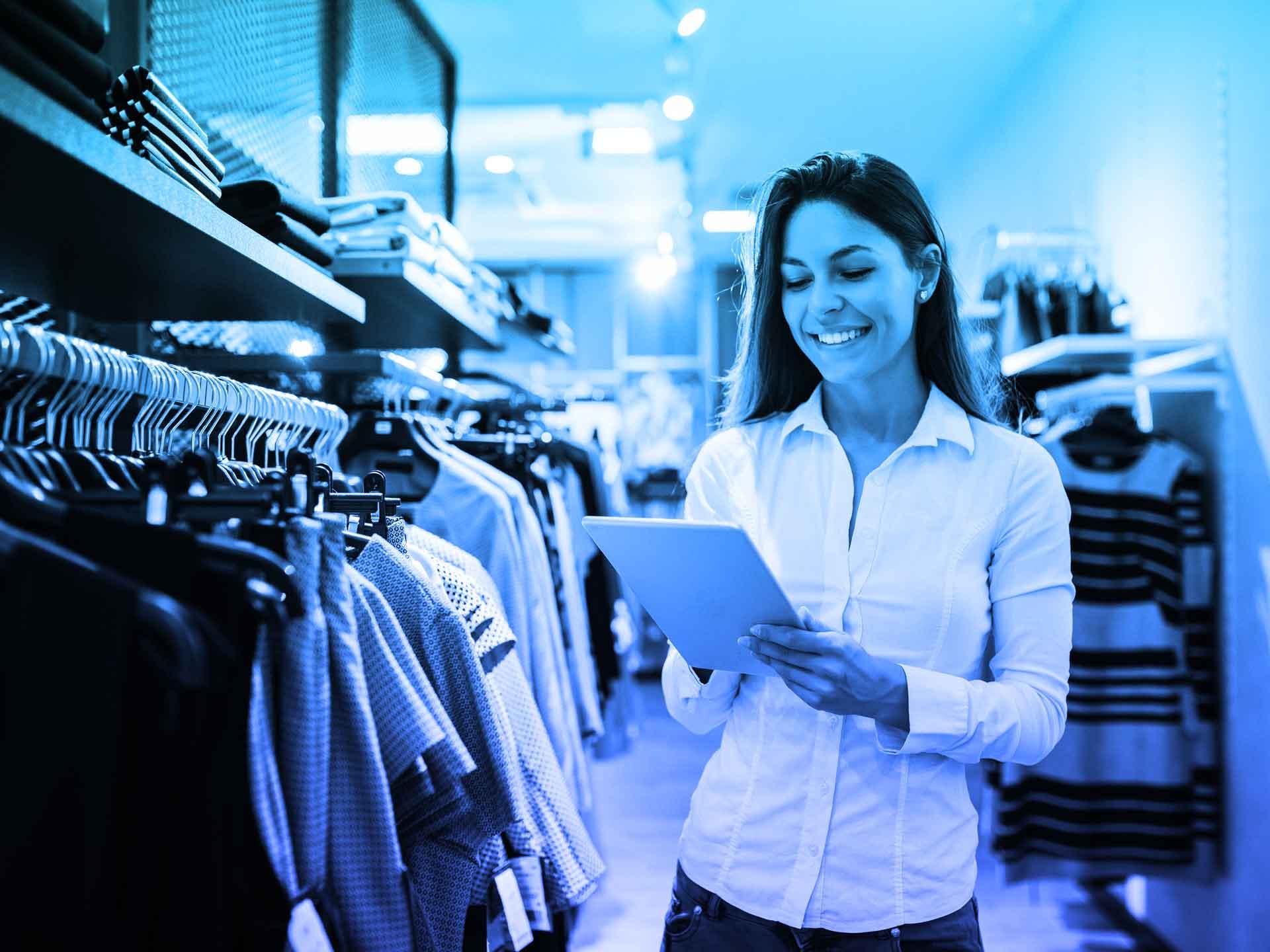 Microsoft Dynamics 365 Retail merchandising efficace