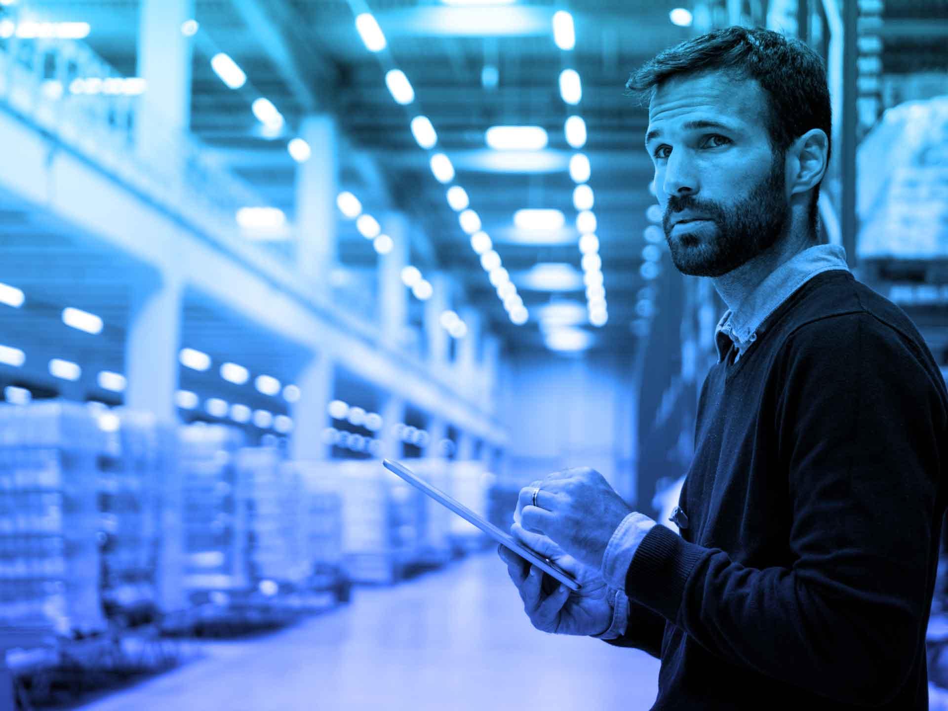 Prodware Discrete Manufacturing une supply chain simplifiée