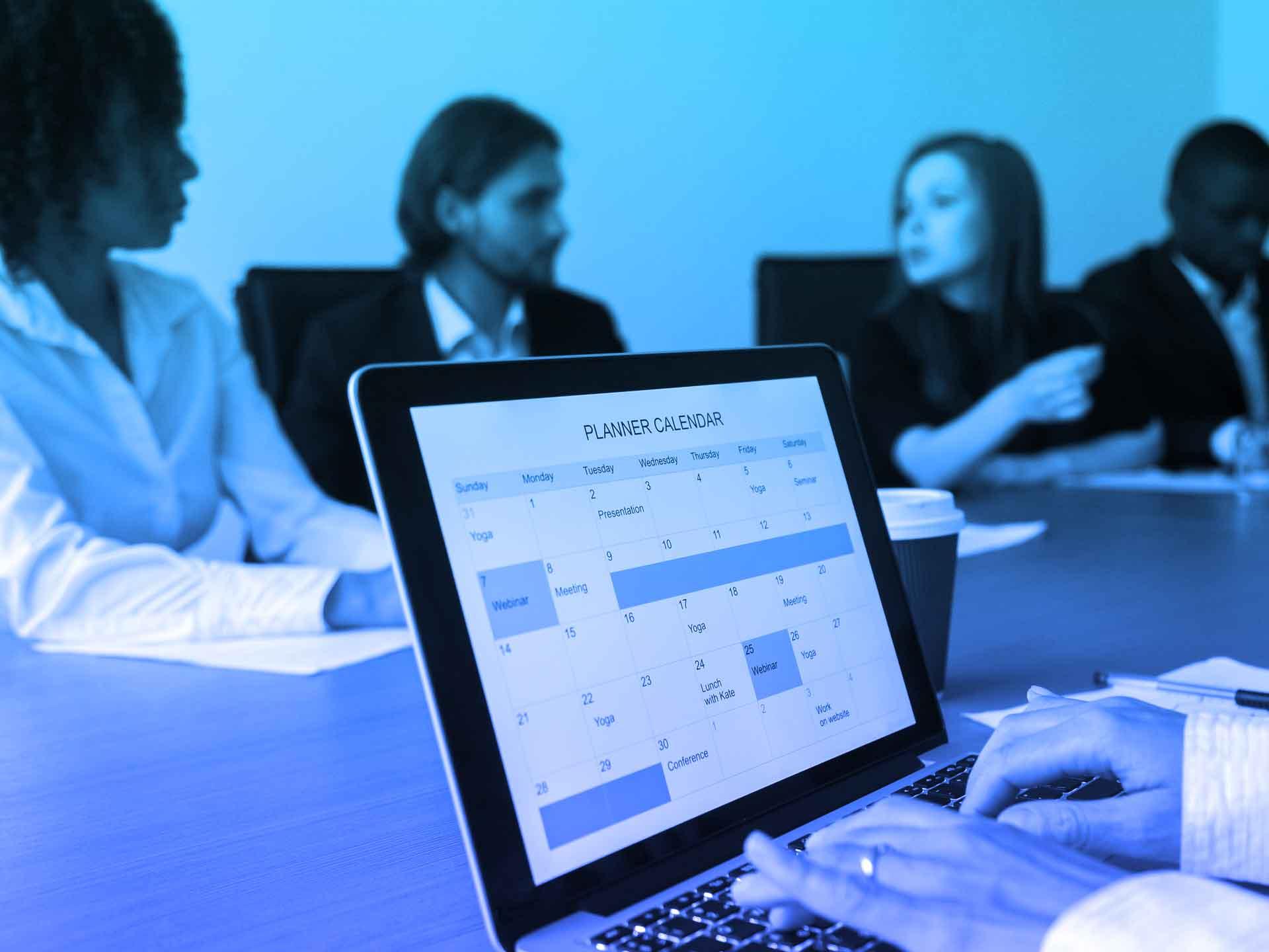 Organisez vos réunions avec Microsoft Outlook