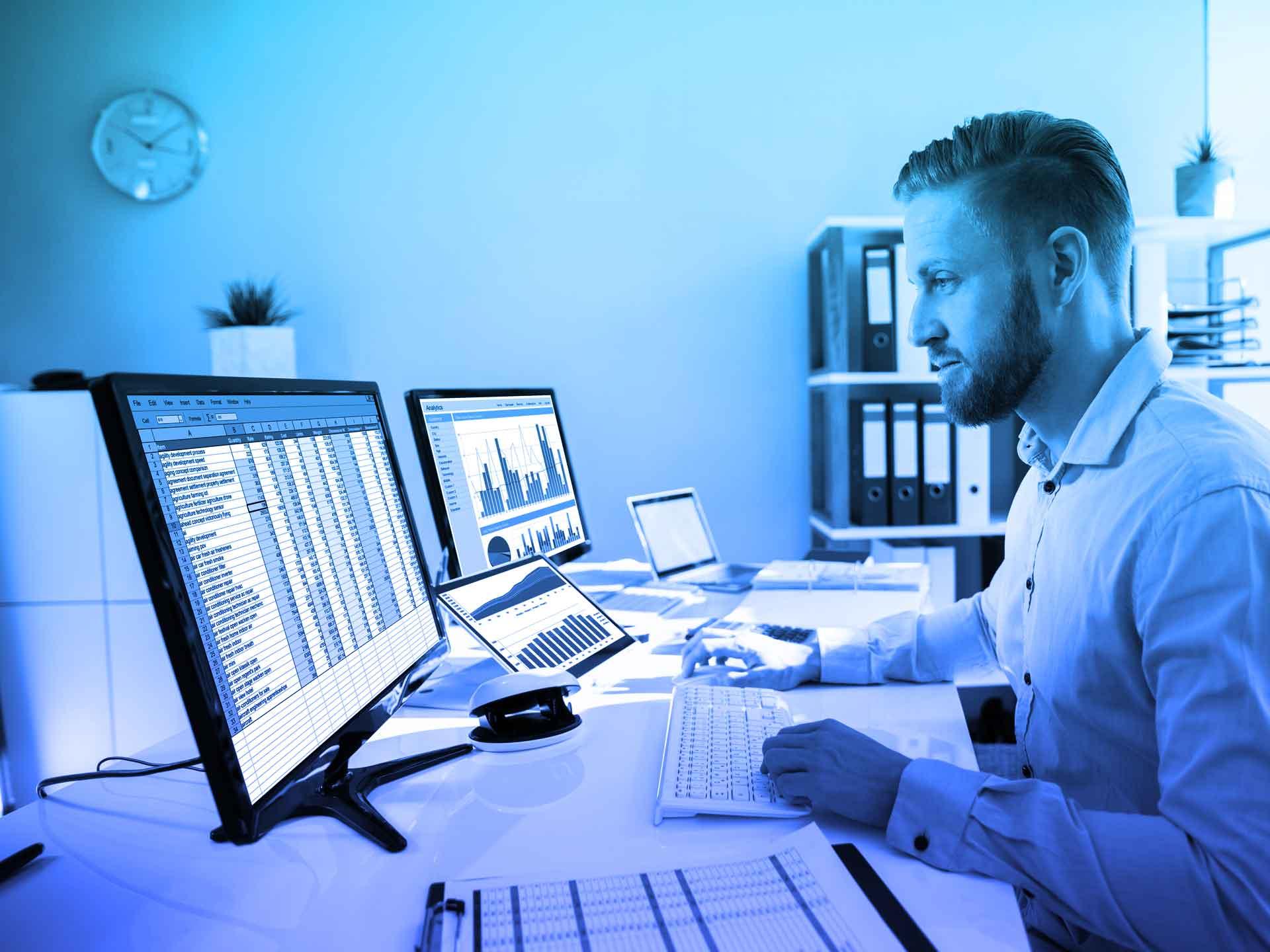 Sage FRP 1000cloud Accroissement de la productivité