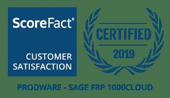 Scorefact 2019 Sage FRP 1000cloud