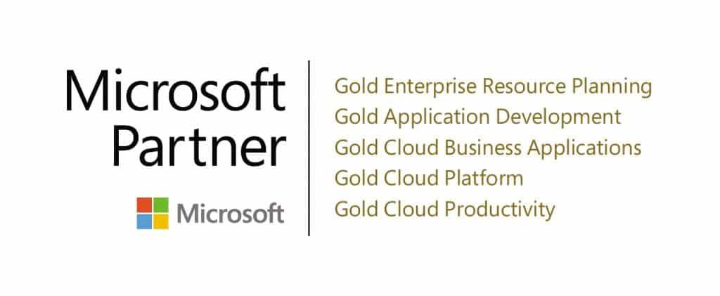 partenaire gold Microsoft