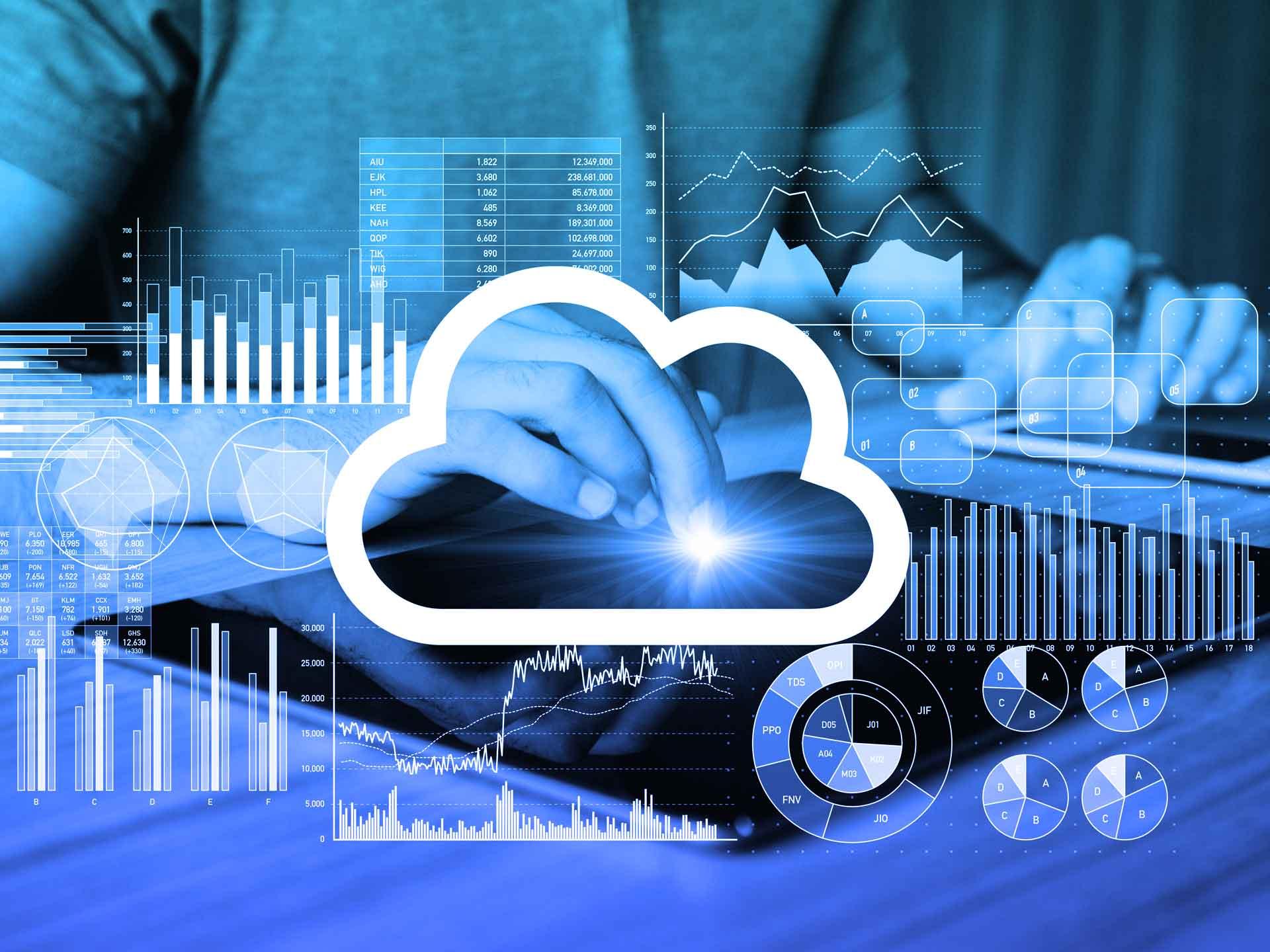Productivité dans le cloud