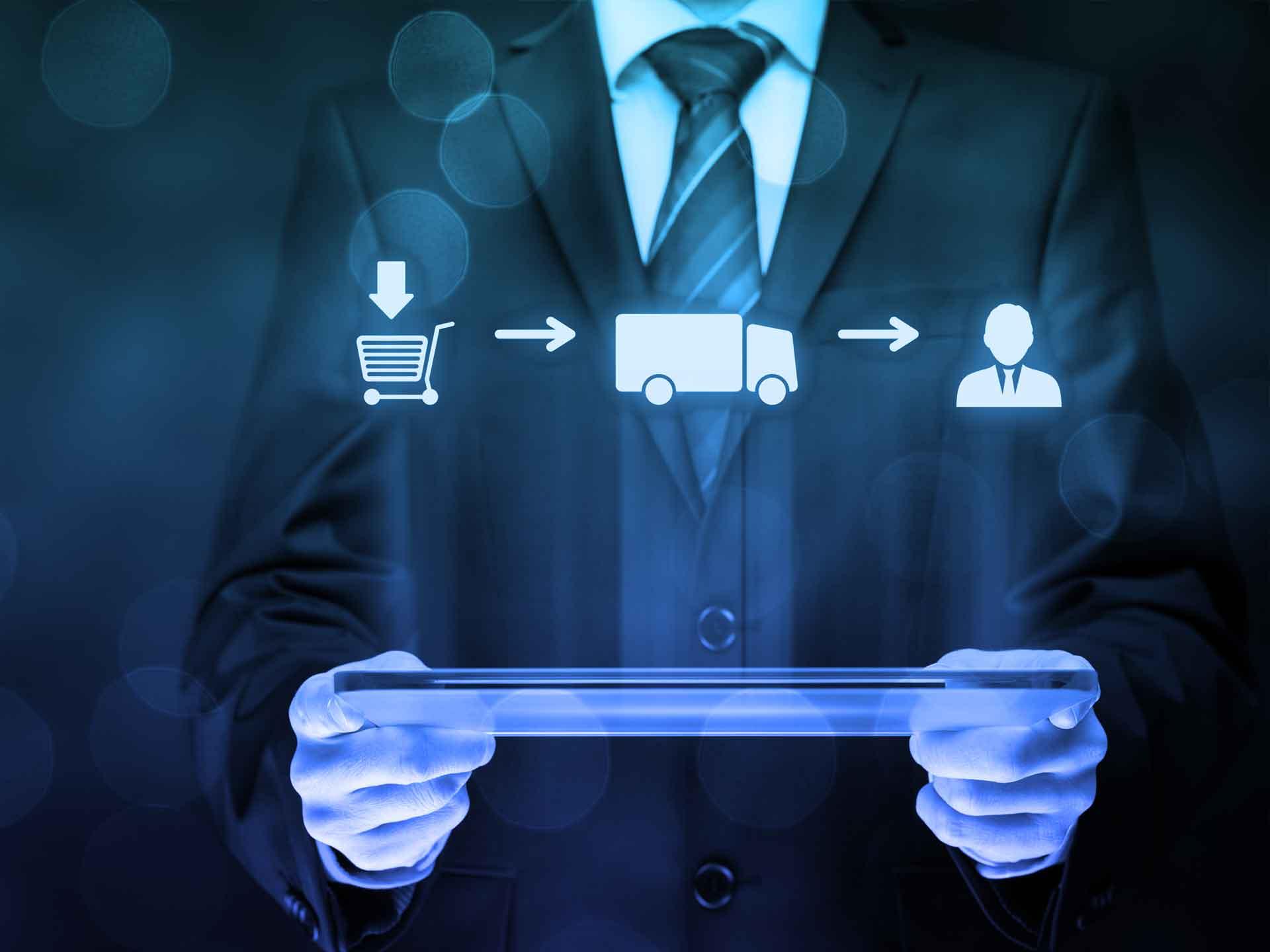 Wholesale and Distribution gestion bout-en-bout