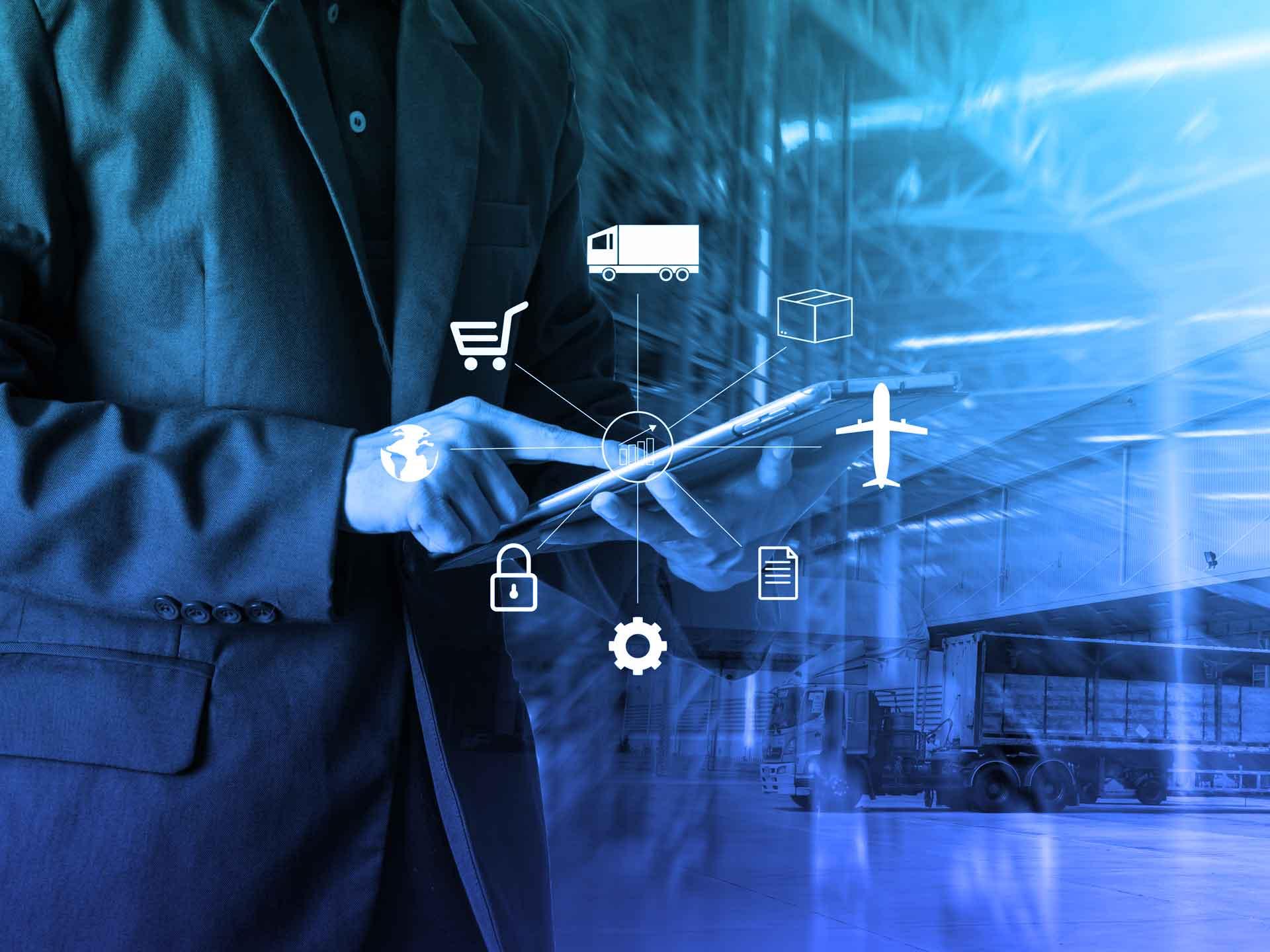 Microsoft Business Central supply chain management. Optimaliseer jouw voorraadbeheer.