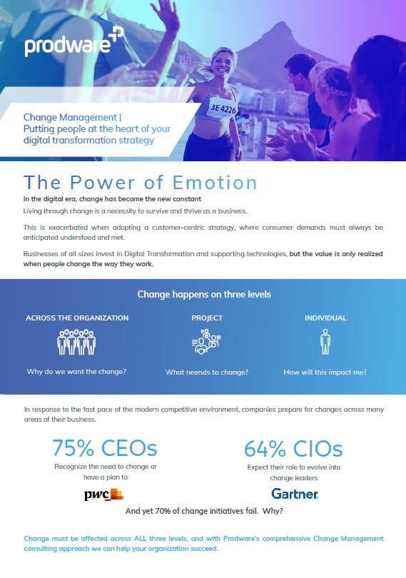 Change Management brochure thumnail
