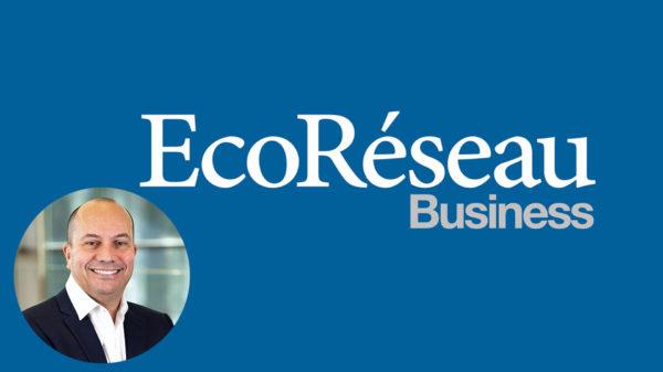 Alain Conrard article in EcoRéseau Business thumbnail